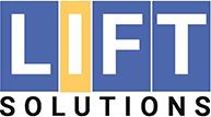 Lift Solution производит подъемно-транспортное оборудования: лифты, эскалаторы, траволаторы Logo